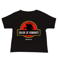 Savior of Humanity - Bella + Canvas 3001YB Baby Jersey Short Sleeve Tee