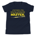 Star Mahdi - Bella + Canvas 3001Y Youth Short Sleeve Tee