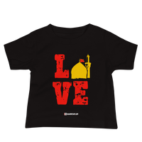 Karbala is Love - Bella + Canvas 3001YB Baby Jersey Short Sleeve
