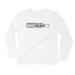 Return Loading - Next Level Premium Adult Long Sleeve Fitted Crew