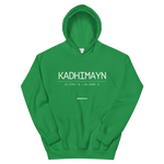 Holy Coordinates - Kadhimayn - Customized Unisex Hoodie