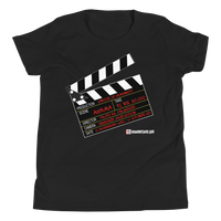 Karbala Movie Scene - Bella + Canvas 3001Y Youth Short Sleeve Tee