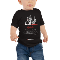 Hussain's Visitors - Bella + Canvas 3001YB Baby Jersey Short Sleeve Tee