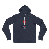 United for Aya - Unisex Pullover Hoodie | Bella + Canvas 3719