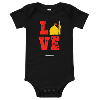 Karbala is Love - Bella + Canvas 100B Infant Short Sleeve Bodysuit