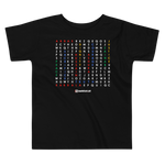 Karbala Word Search - Bella + Canvas 3001T Toddler Short Sleeve Tee
