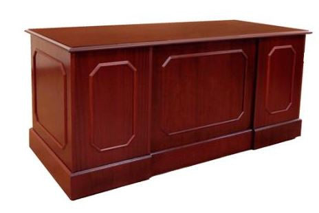 Windsor Veneer Traditional Desks Series - By Carmel office Furniture