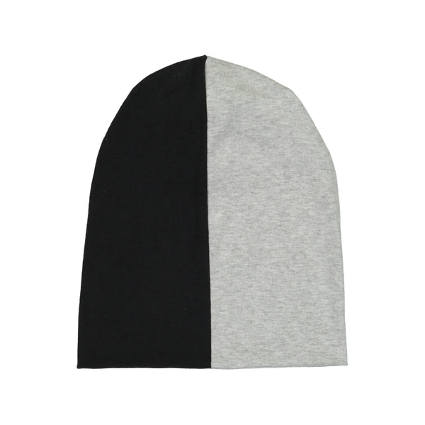 SIGNATURE COTTON COLORBLOCK BEANIE - Ruti Horn, HAIR ACCESSORIES