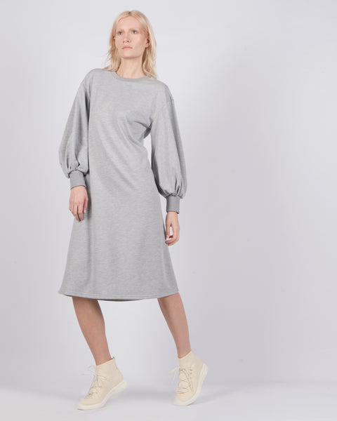 GRAY GLOBO DRESS - Ruti Horn, Apparel