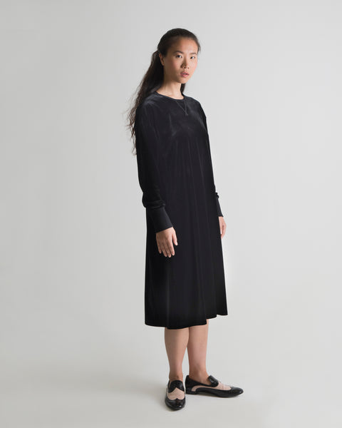 VELVET A LINE DRESS - Ruti Horn, Apparel