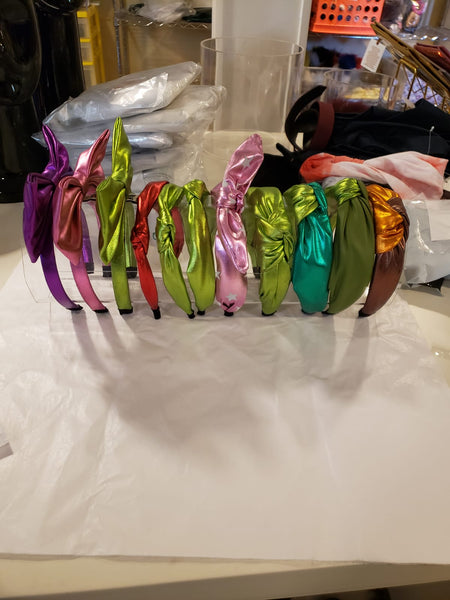RH KIDS METALLIC HEADBANDS - VARIETY