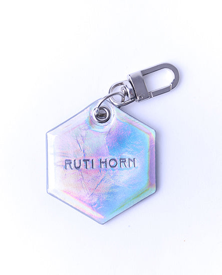 THE HEX KEYFOB - Ruti Horn, #THEHEX COLLECTION