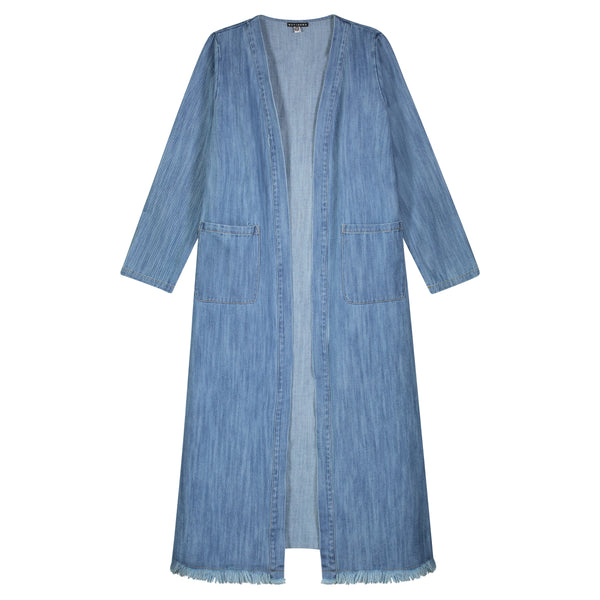 DENIM DUSTER - Ruti Horn, Apparel