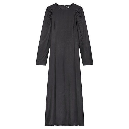 PUFF SLEEVE MAXI DRESS - Ruti Horn, Apparel