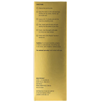 24k Gold Luxe Peel-Off Mask
