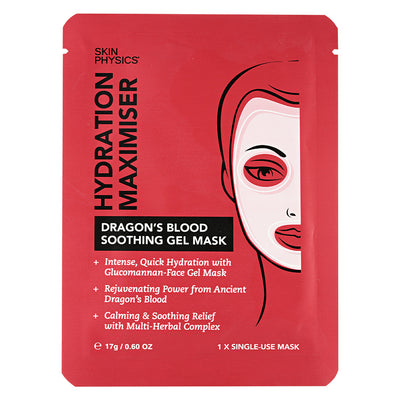 Hydration Maximiser Mask + Oxygen Bubble Mask Duo