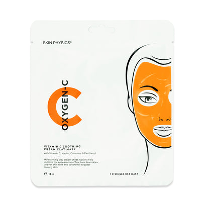 Vitamin C Soothing Cream Clay Mask