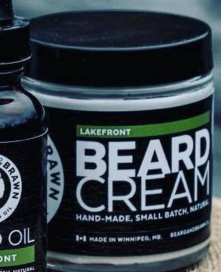 Beard & Brawn Beard Cream- Lakefront