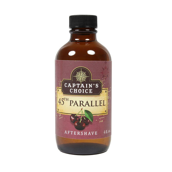 Captain's Choice Aftershave- 45th Parallel