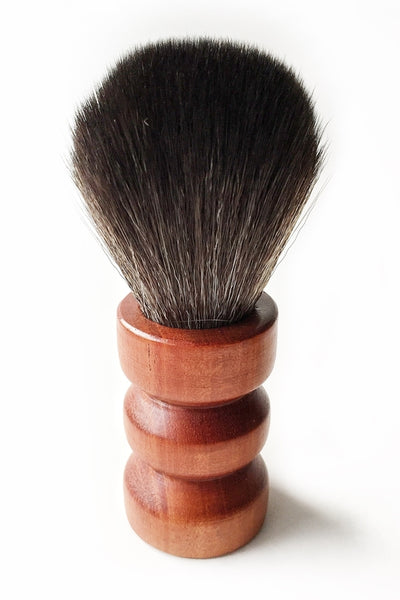 Paragon Shaving Brush- BLS2-Sianico Black Synthetic Brush Handle 25mm