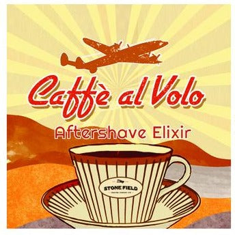 Caffè al Volo- After Shave Elixir