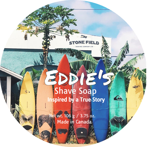 Eddie's Shave Soap