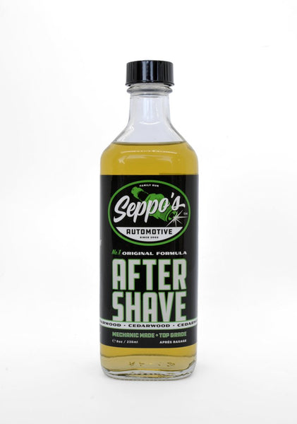 Seppo's Automotive After Shave- Cedarwood