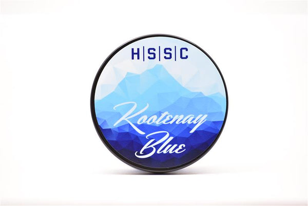 Highland Springs Kootenay Blue Shave Soap