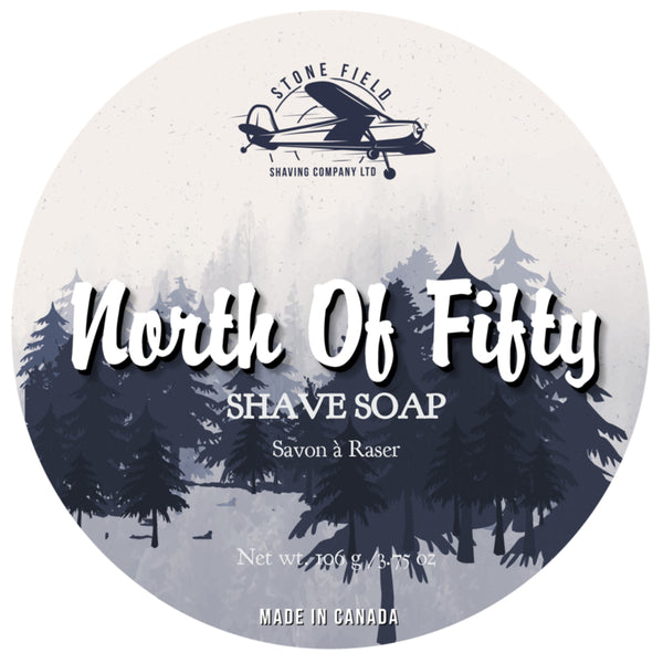 North of Fifty Shave Soap