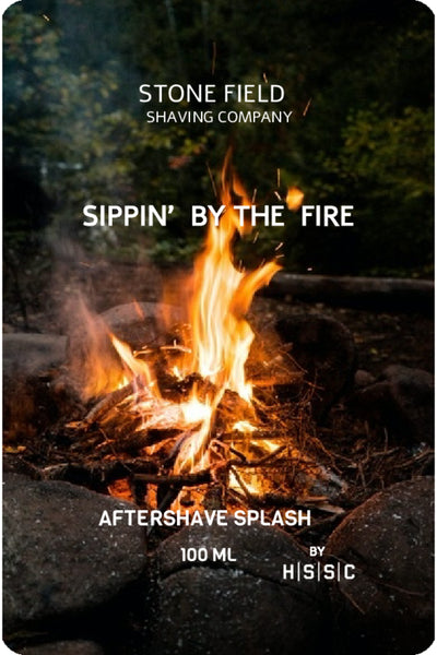 Sippin' By The Fire- After Shave Splash
