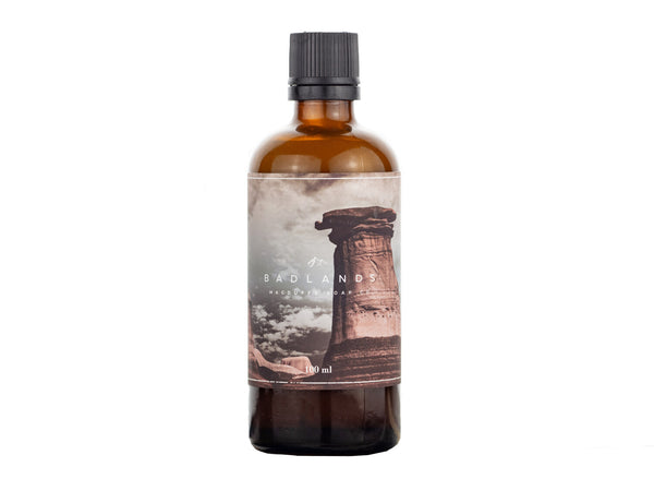 MacDuff's Soap Company Aftershave- Badlands