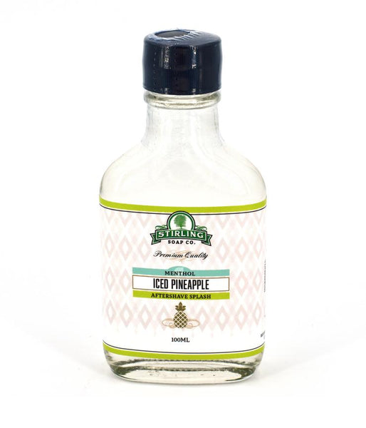 Stirling Soap Company Iced Pineapple Aftershave Splash