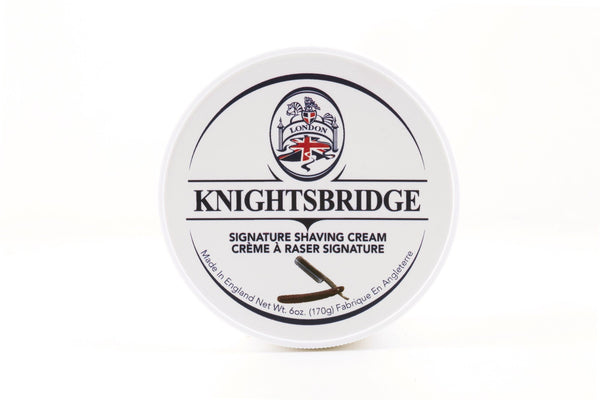 Knightsbridge Shaving Cream- Signature
