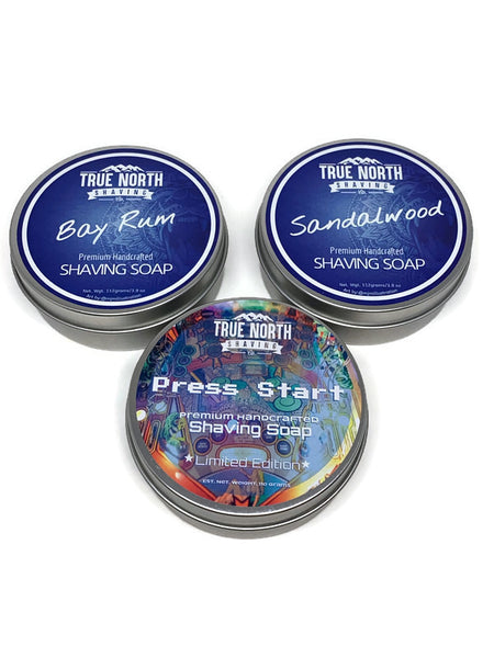 True North Shaving Co. Shave Soap- Bay Rum