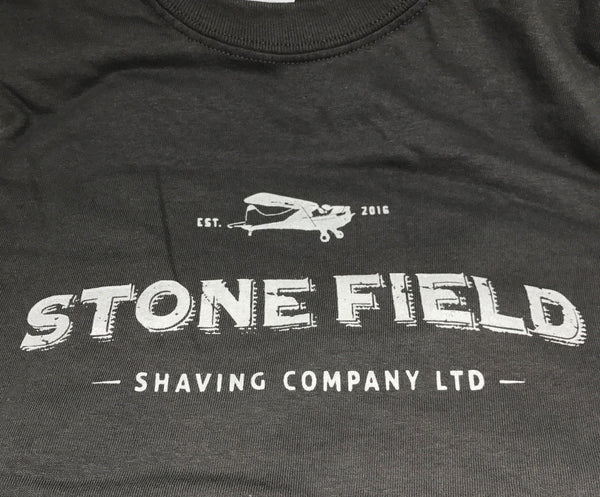 Stone Field Shaving Company Official T-Shirt- Limited Edition
