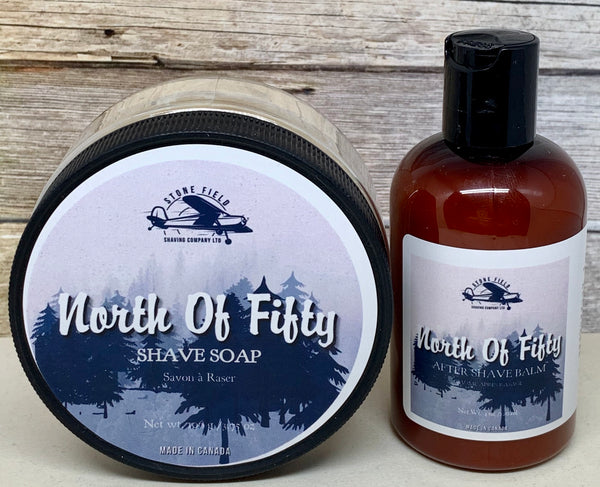 North of Fifty- After Shave Balm