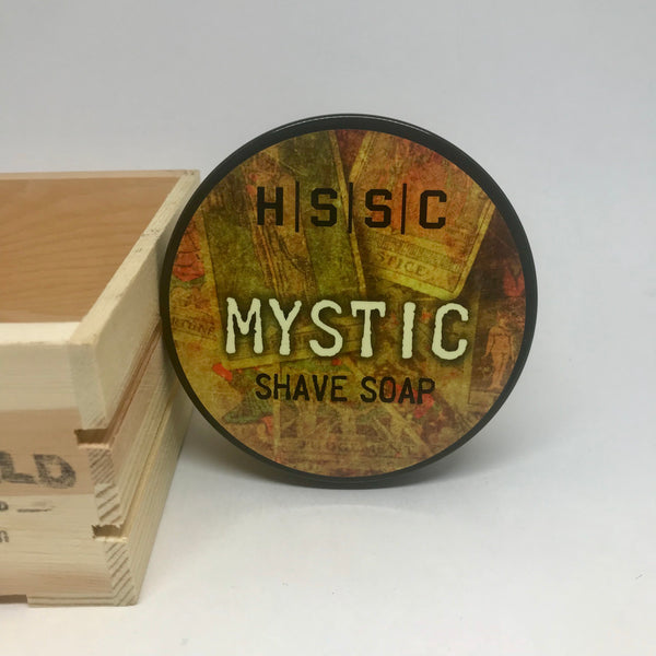 Highland Springs Mystic Shave Soap
