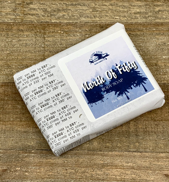 North of Fifty- Body Soap