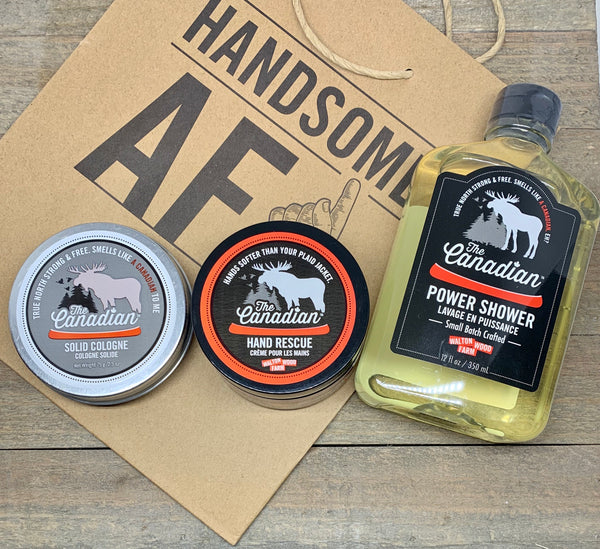 The Northern Gent Gift Set