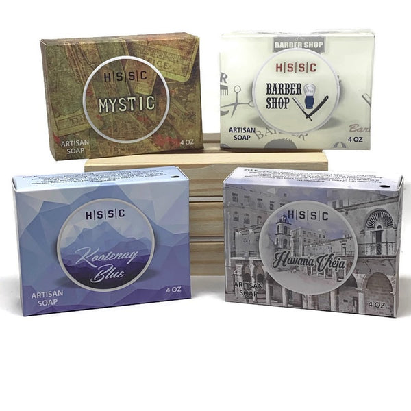 Highland Springs Soap Co. Artisan Soap