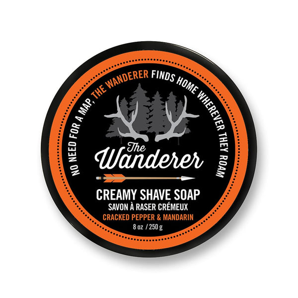 Walton Wood Farm- The Wanderer Creamy Shave Soap