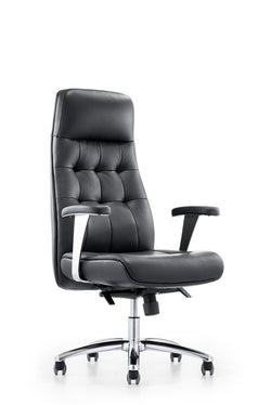 Stanton Executive High Back Office Chair Black