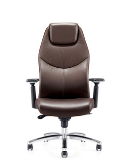 Claster Executive Swivel Office Chair High Back