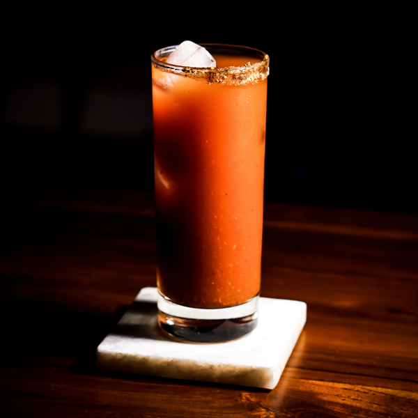 The Ave Maria - Toma Bloody Maria Cocktail