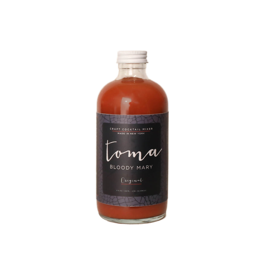 Toma Bloody Mary Mixer - Original (8oz) 4-PACK - Toma Bloody Mary Mixers