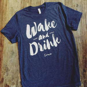 Toma Bloody Mary Wake & Drink Unisex T-shirt