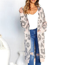 Sexy Leopard Printed Cardigan
