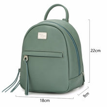 Women Mini Backpack off shoulder