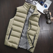 Mens Vest Down Jacket