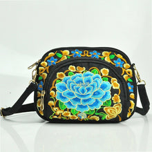 Western Vintage Embroidery Shoulder Bag / Cross-body Bag